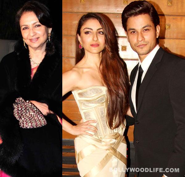Sharmila Tagore Confirms Soha Ali Khan And Kunal Kemmus Wedding Plans
