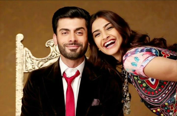 Khoobsurat motion poster: Watch Sonam Kapoor and Fawad Khan's magical first kiss!