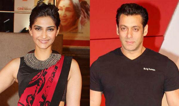 What is Salman Khan training Sonam Kapoor for?