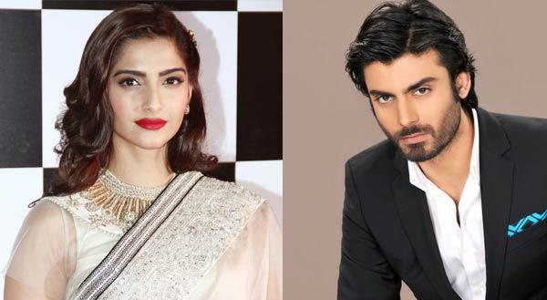 Fawad Khan ignores criticism over working with Sonam Kapoor in Khoobsurat!