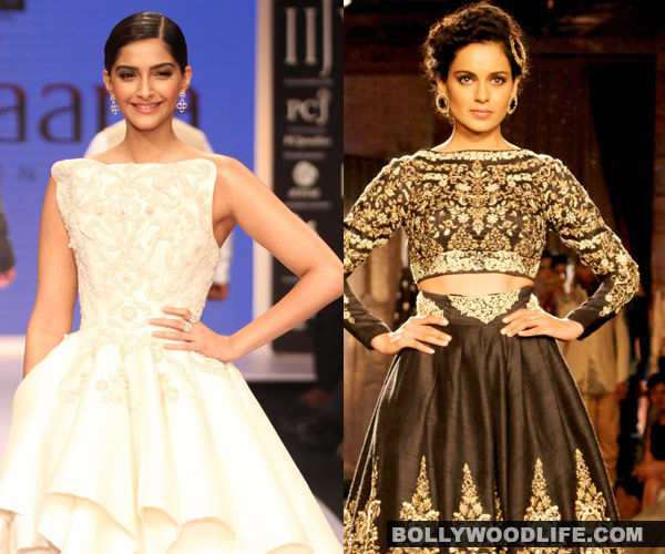 Kangana Ranaut: Sonam Kapoor is the best dressed actor in Bollywood!