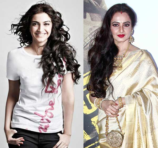 Sonam Kapoor: Rekha will be one of the first people to see Khoobsurat!