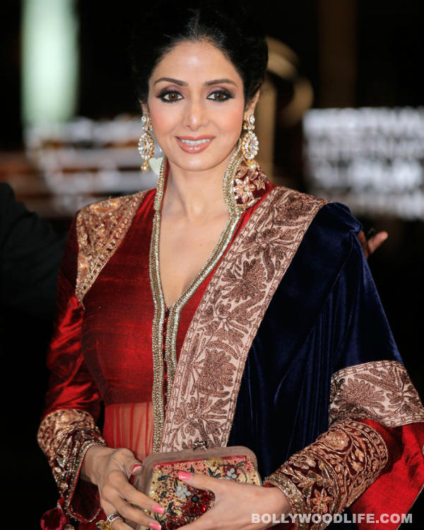 What is Sridevi's role in Boney Kapoor's next? Find out!