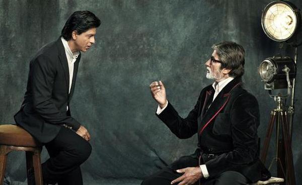 Amitabh Bachchan thanks Shah Rukh Khan for his wishes for Yudh!