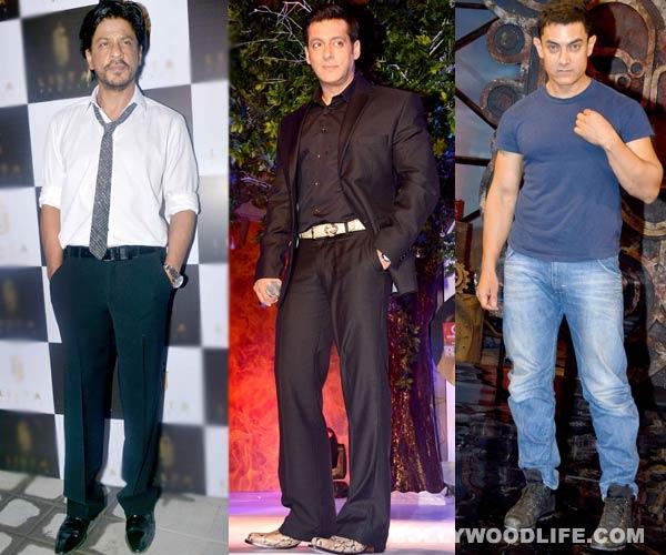 Shah Rukh Khan, Salman Khan or Aamir Khan: Who's the ultimate rockstar on Twitter?