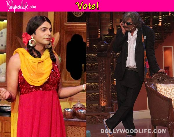 Comedy Nights with Kapil: Sunil Grover's new avatar better than Gutthi? Vote now!