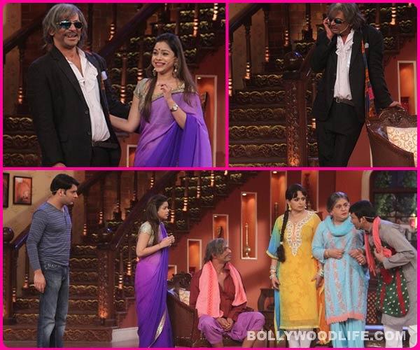 Comedy Nights with Kapil: Sunil Grover makes a stellar comeback on Kapil Sharma's show!