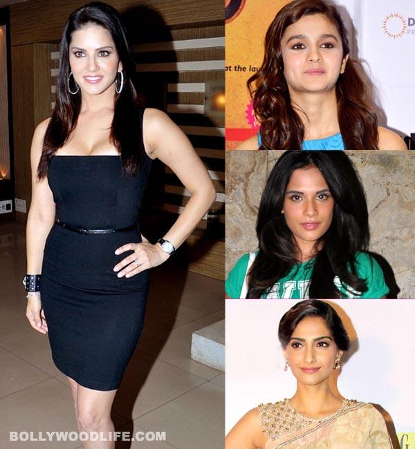 After Alia Bhatt and Sonam Kapoor, Richa Chaddha shies away from Sunny Leone!