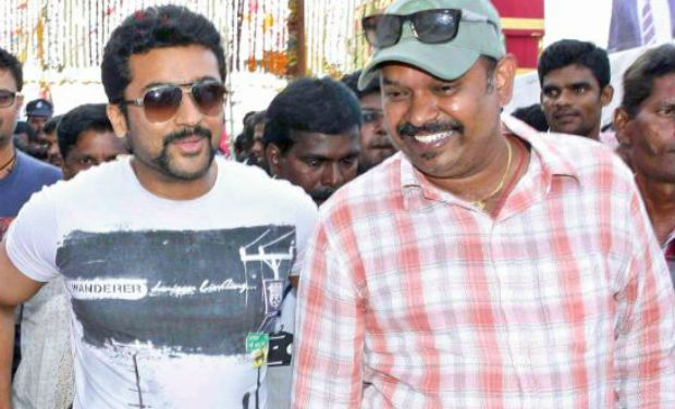 Venkat Prabhu joins hands with Suriya for Masss!