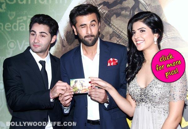 Lekar Hum Deewana Dil premiere: Shah Rukh Khan,Ranbir Kapoor, Arjun Kapoor support newbies Armaan Jain and Deeksha Seth