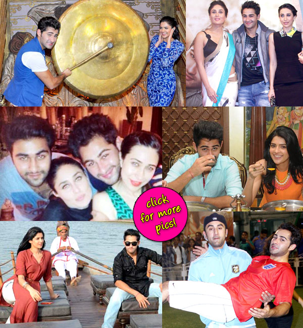 Lekar Hum Deewana Dil: All you need to know about Ranbir Kapoor's cousin Armaan Jain!