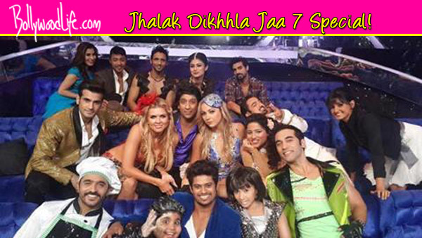 Jhalak Dikhhla Jaa 7: Salman Khan saves the contestants from getting eliminated!