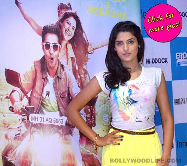 Deeksha Seth at a spa launch- View pics!