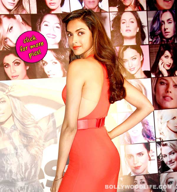 Deepika Padukone replaced Katrina Kaif as the sexiest woman- View pics!