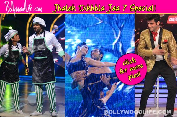 Jhalak Dikhhla Jaa 7: Ashish Sharma, Mouni Roy and Karan Tacker reveal their favourite things in their acts