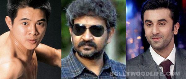 SS Rajamouli denies working with Ranbir Kapoor and Jet Li!