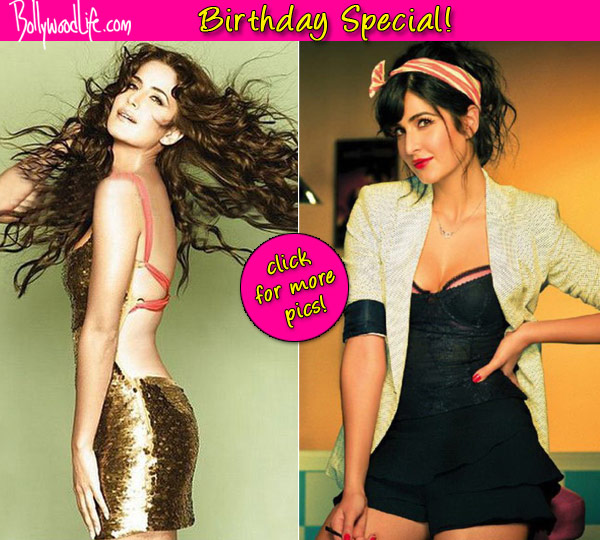 7 hottest pictures of Katrina Kaif- View pics!