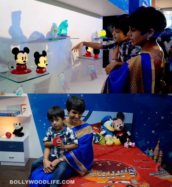 Mandira Bedi launches children's toy brand!