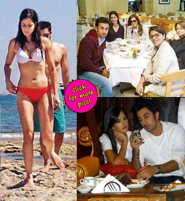 Katrina Kaif birthday special: Romantic diary with Ranbir Kapoor
