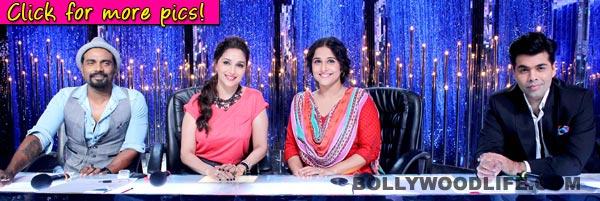 Jhalak Dikhhla Jaa 7: Vidya Balan promotes Bobby Jasoos on the show!