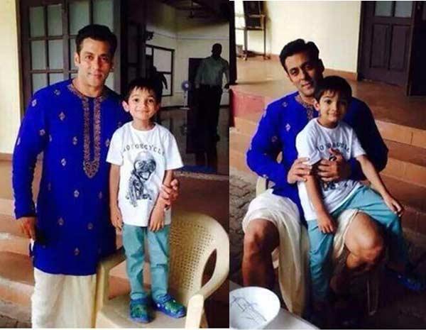 Salman Khan's dhoti kurta look NOT from Prem Ratan Dhan Payo!
