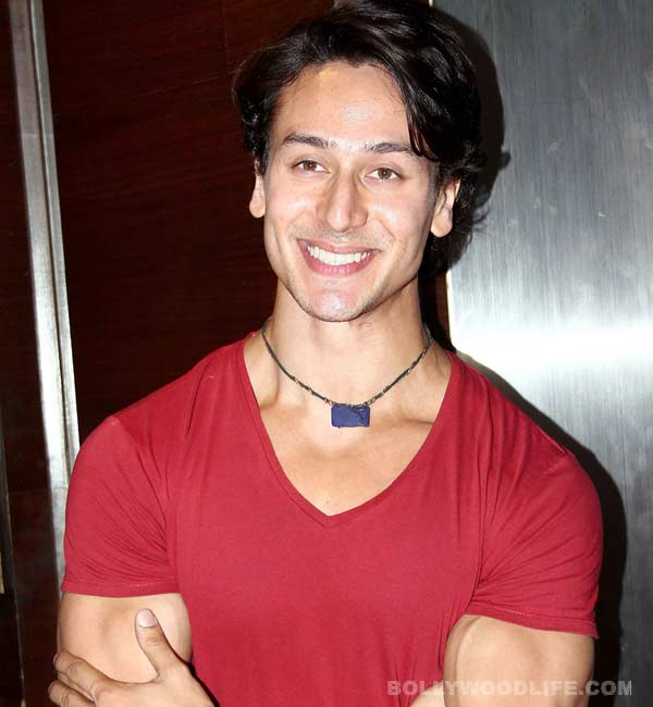 Is Tiger Shroff the most generous actor in B-town?