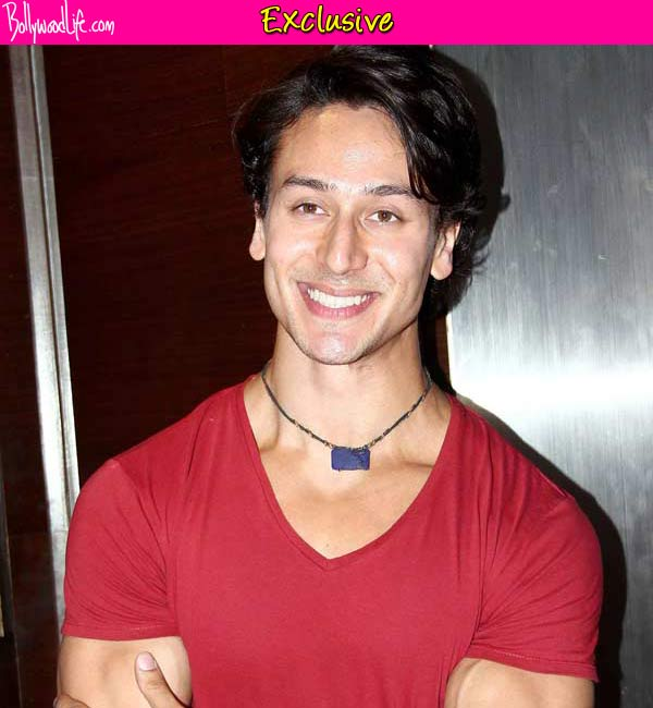 Why is Tiger Shroff hiding his love life?