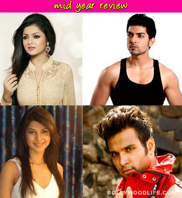 Drashti Dhami, Vivian Dsena, Jennifer Winget and Gurmeet Choudhary: A look at television's most popular stars!
