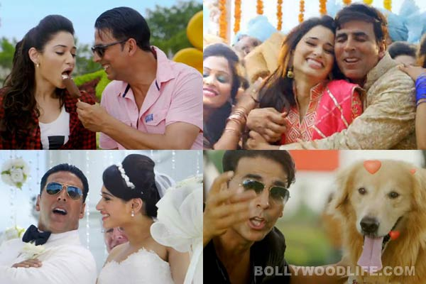 Veerey Di Wedding song promo: Five reasons why we like Akshay Kumar and Tamannaah Bhatia's wedding number