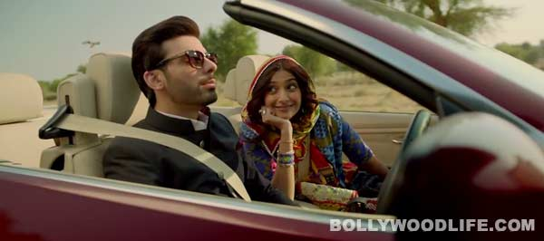Khoobsurat trailer: Sonam Kapoor and Fawad Khan's romance is one to look out for!