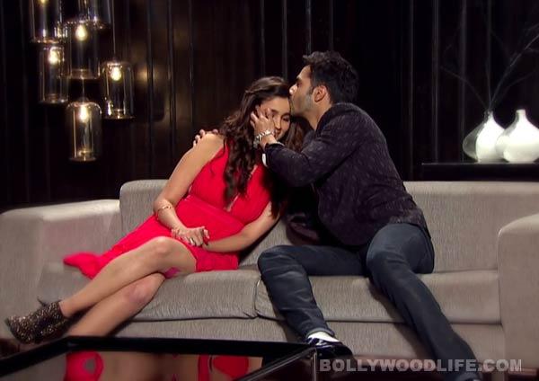 Is Alia Bhatt possessive about Varun Dhawan - watch video!