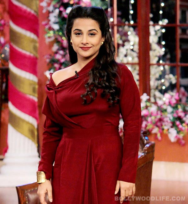 Why Vidya Balan has replaced Sabyasachi?