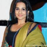 Vidya Balan returns to small screen?