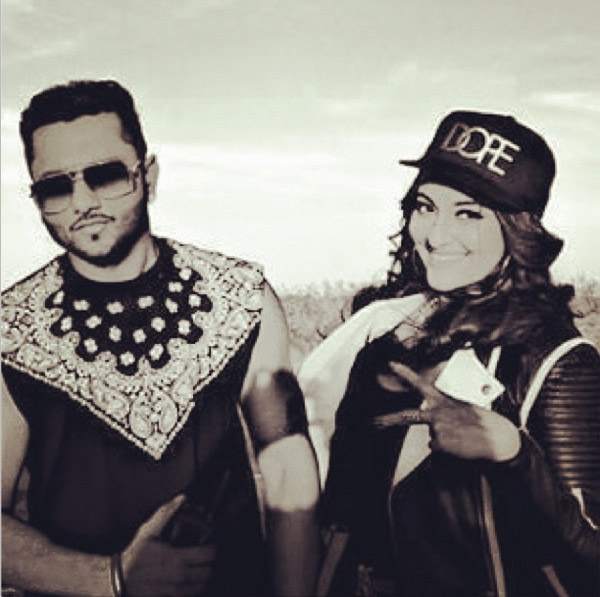 After Sunny Leone and Deepika Padukone, Yo Yo Honey Singh to shake a leg with Sonakshi Sinha - View pic!