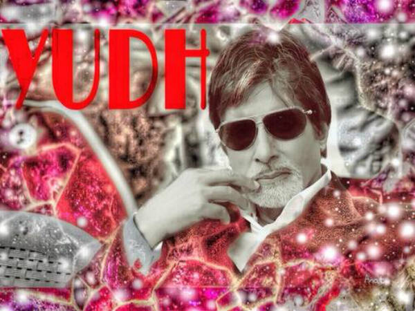 What is Amitabh Bachchan's Yudh all about?
