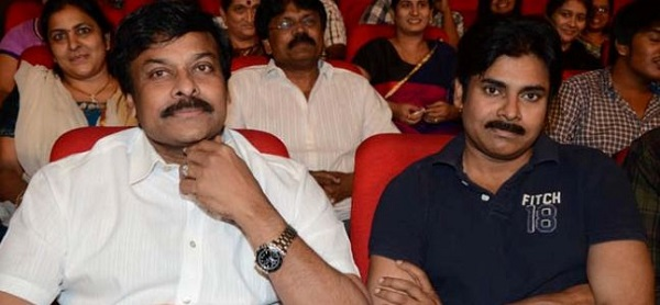 All is well between Chiranjeevi and Pawan Kalyan!