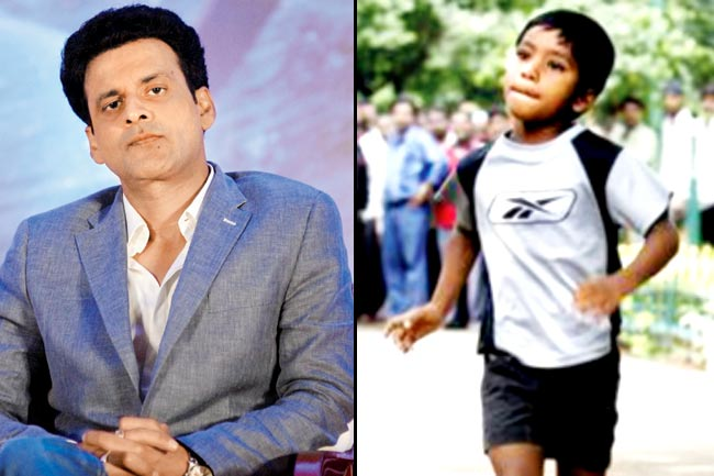 Manoj Bajpai to star in child marathon runner Budhia Singh's biopic!