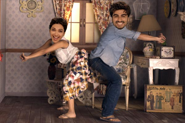 Finding Fanny song Shake your bootiya teaser: Deepika Padukone and Arjun Kapoor's booty number looks wacky!