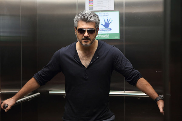 Ajith's Thala 55 first look to be revealed on Ganesh Chaturthi!