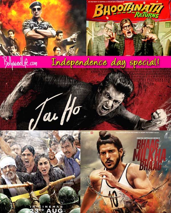 Farhan Akthar's Bhaag Milkha Bhaag, Salman Khan's Jai Ho, Akshay Kumar's Holiday – 5 films to watch this Independence Day!