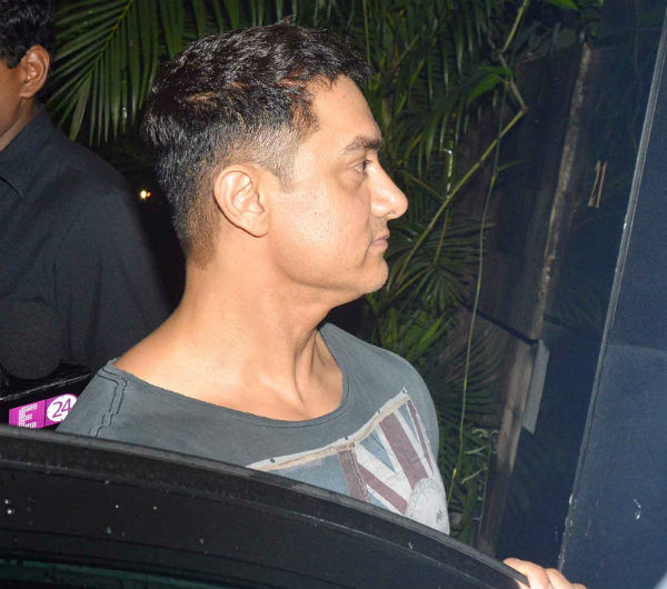 Aamir Khan to set a new trend with his haircut?