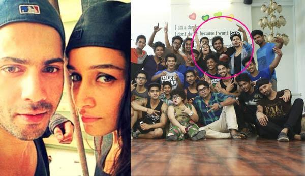 Shraddha Kapoor and Varun Dhawan begin shooting for Remo D'souza's ABCD 2!