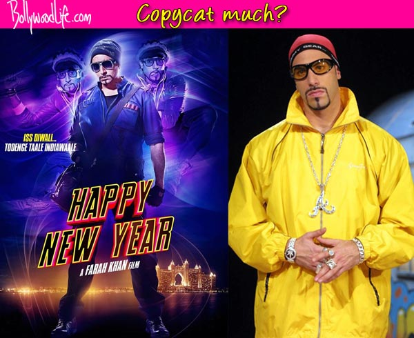 Abhishek Bachchan's look in Happy New Year inspired by Ali G?