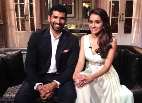 Shraddha Kapoor and Aditya Roy Kapur to romance in Milan Talkies