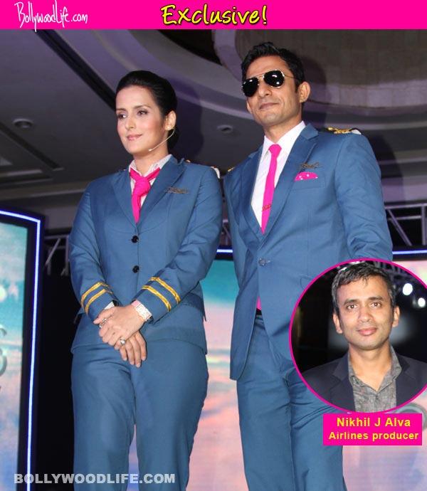 Tulip Joshi battles 1200 actors to bag Airlines, says producer Nikhil J Alva