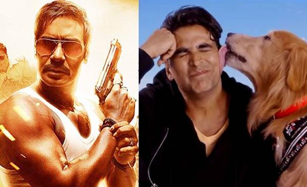 Akshay Kumar's loss is Ajay Devgn's gain!
