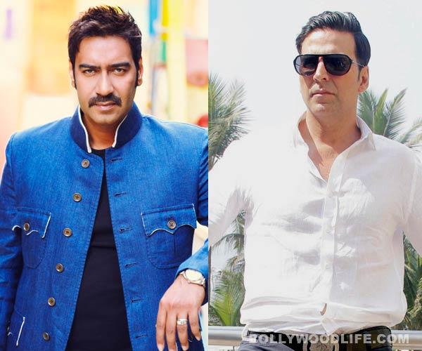 Ajay Devgn and Akshay Kumar's box office clash turns nasty
