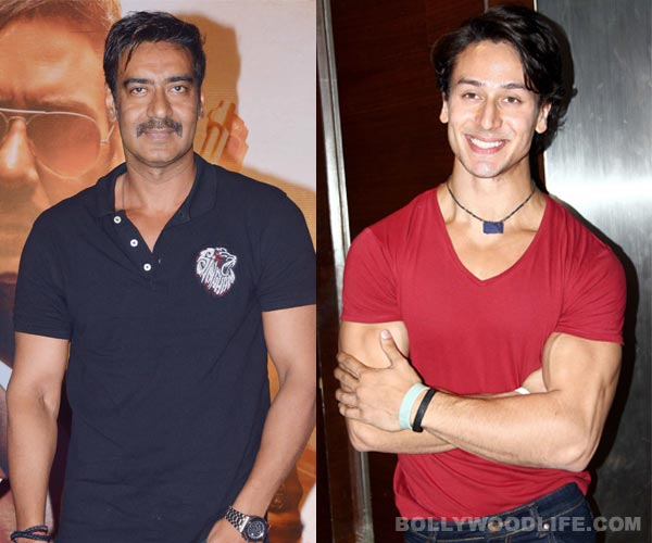 After Akshay Kumar, Ajay Devgn impressed by Tiger Shroff
