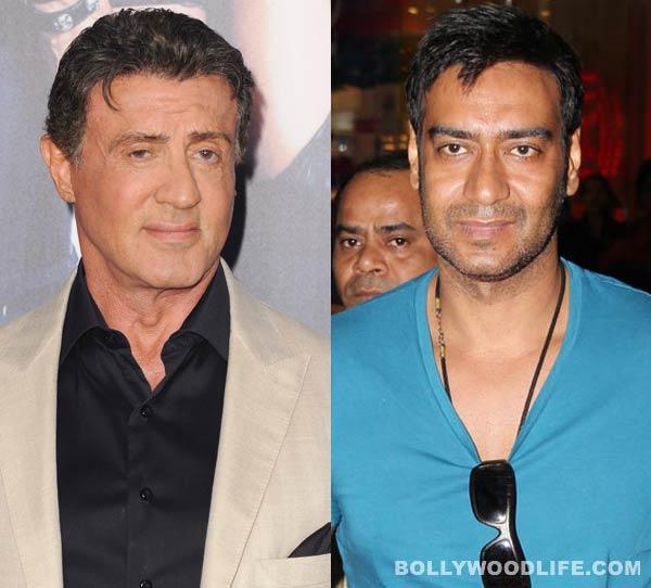 Sylvester Stallone calls Ajay Devgn's Singham Returns - the Indian Rambo