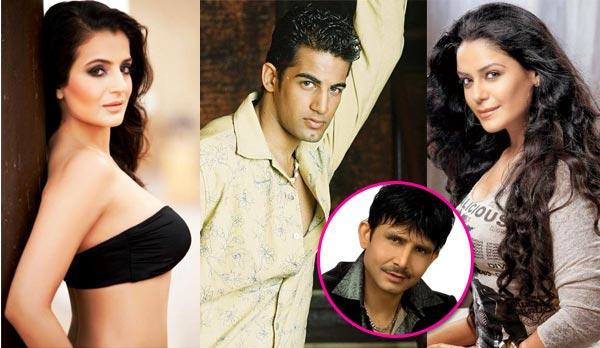 Bigg Boss 8 contestants revealed: Ameesha Patel, Upen Patel, Mona Singh to be in Salman Khan's show, says KRK!